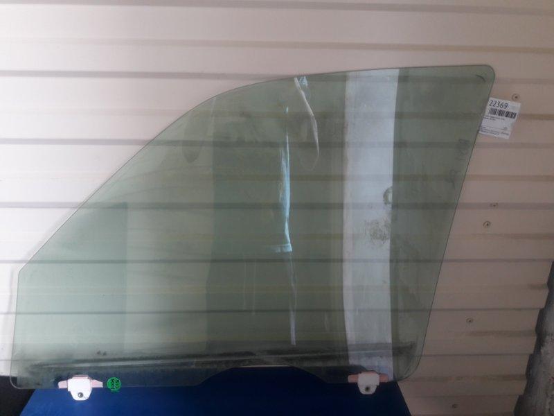 Стекло двери Honda Crv RD1 переднее правое (б/у)