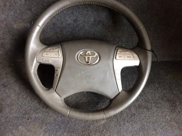 Руль с airbag Toyota Camry ACV40 2AZ 2007 (б/у)