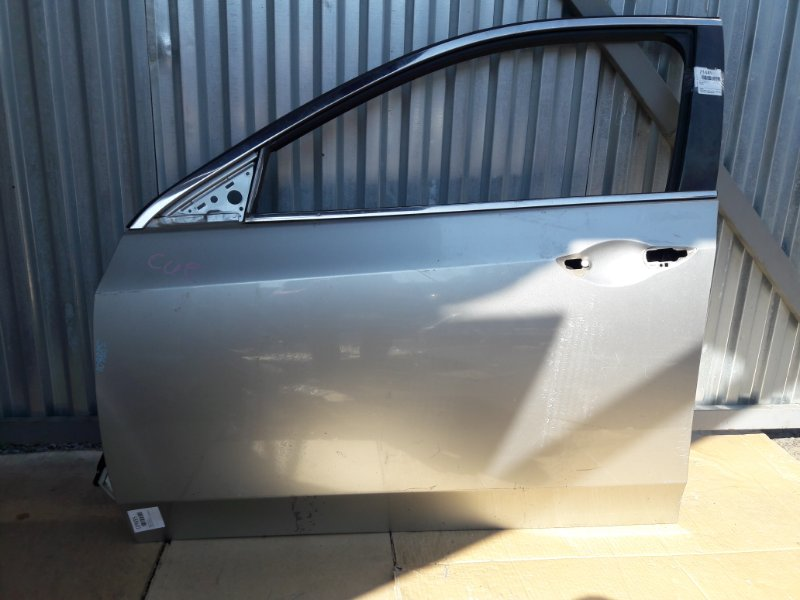 Дверь Honda Accord CU1 передняя левая (б/у)