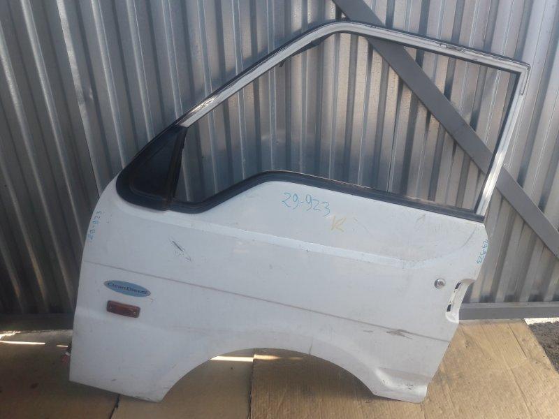 Дверь Mazda Bongo SK82M 1999 передняя левая (б/у)