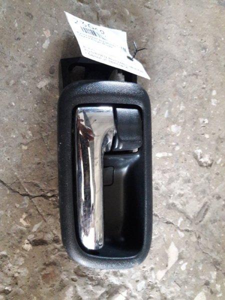 Ручка двери внутренняя Toyota Kluger ACU20 передняя левая (б/у)