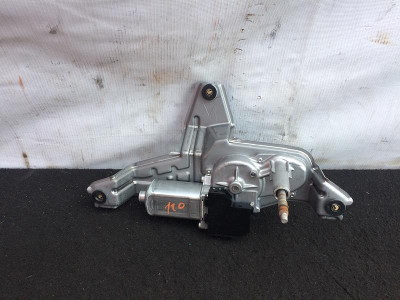 Моторчик заднего дворника Toyota Corolla Fielder NZE121 (б/у)