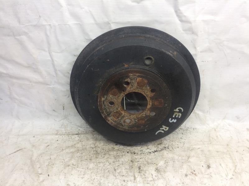 Тормозной барабан Subaru Impreza GE3 задний (б/у)