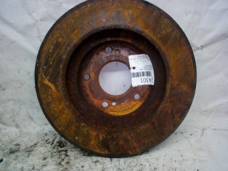Тормозной диск Nissan Tino HV10 передний (б/у)