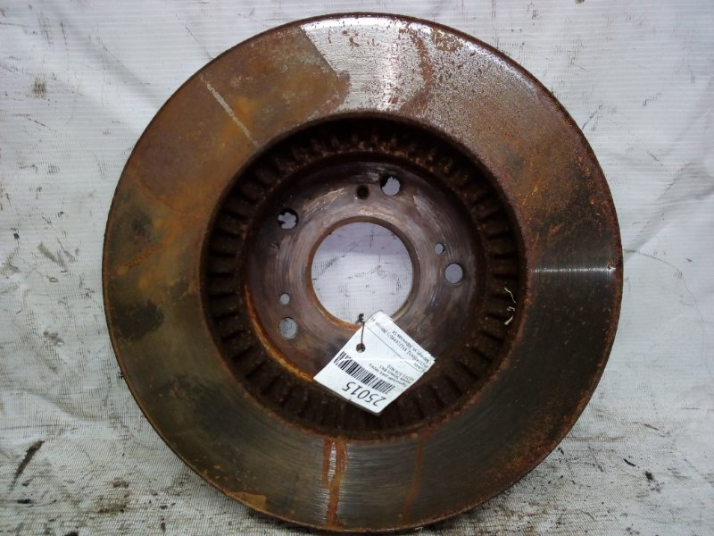 Тормозной диск Honda Stream RN3 передний (б/у)