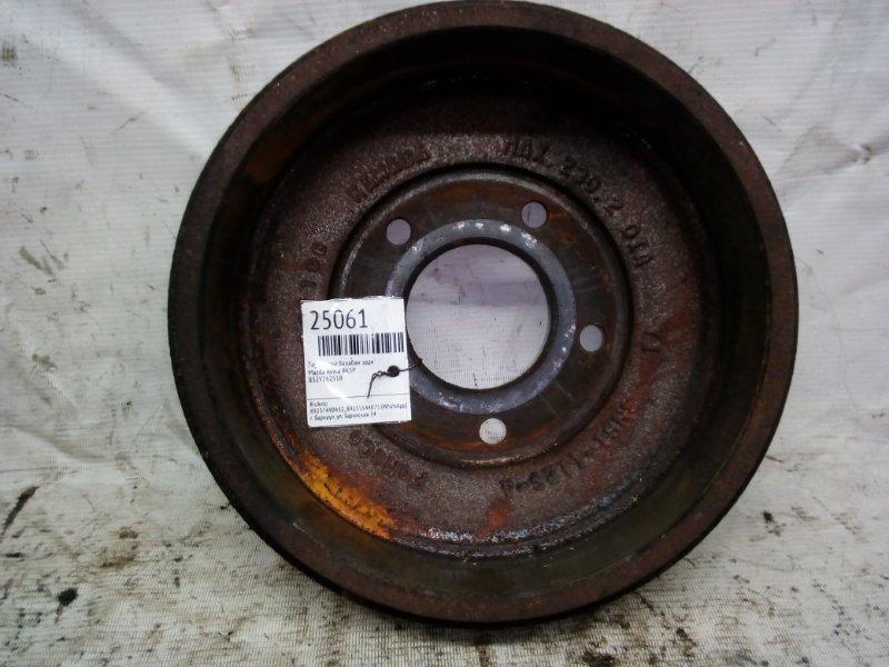 Тормозной барабан Mazda Axela BK5P задний (б/у)