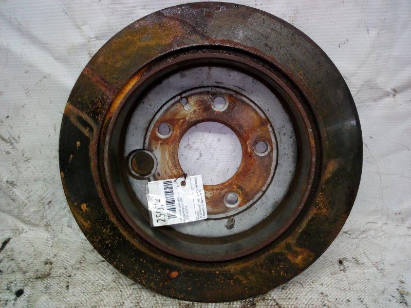 Тормозной диск Mazda Millenia TA5P задний (б/у)