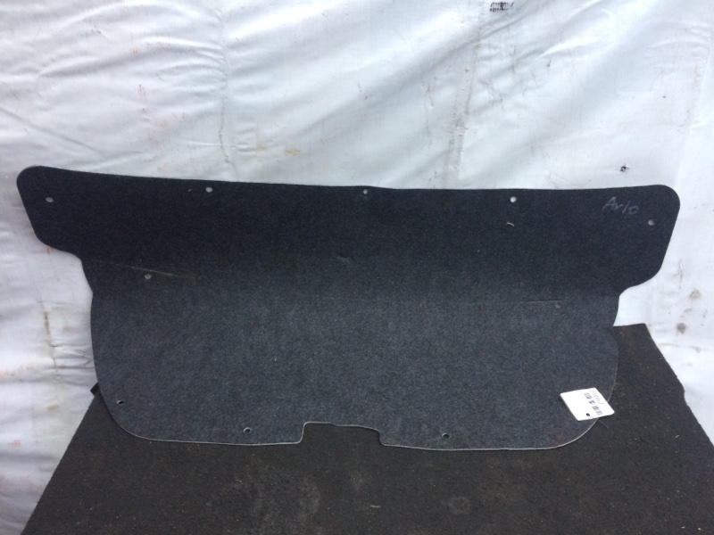 Обшивка крышки багажника Toyota Corolla Axio NZE141 (б/у)