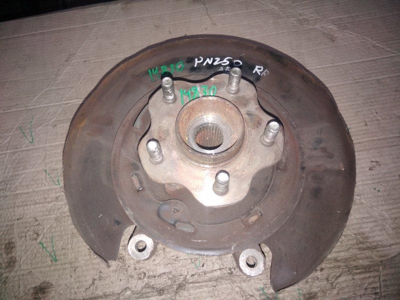 Ступица Nissan Murano PNZ50 задняя правая (б/у)
