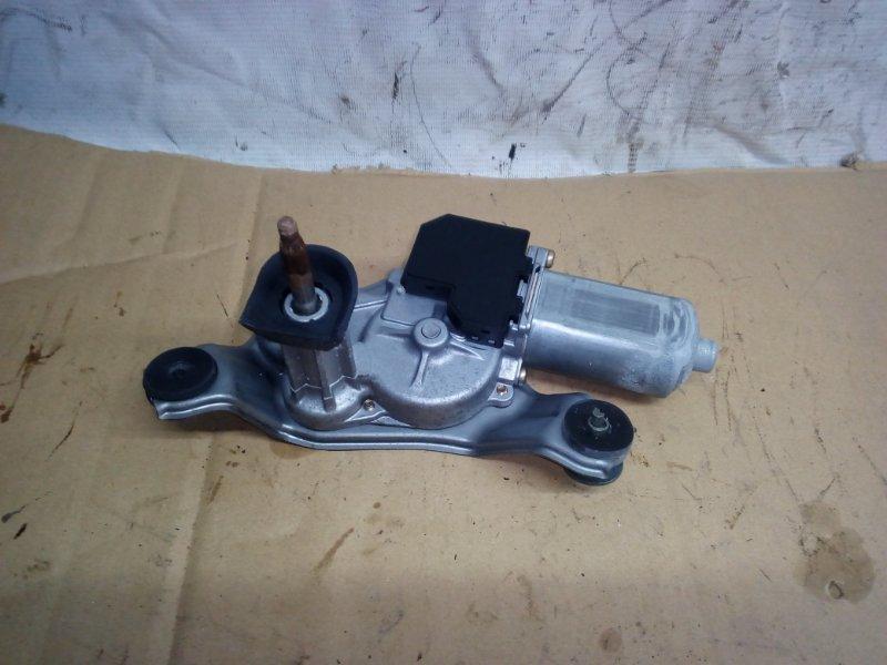 Моторчик заднего дворника Toyota Kluger MCU25 (б/у)