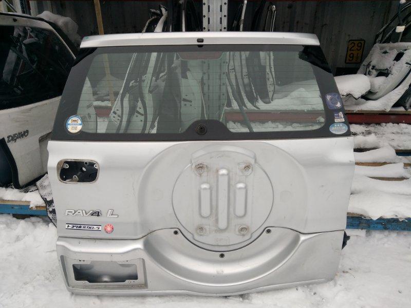 Дверь задняя Toyota Rav 4 ACA20 (б/у)