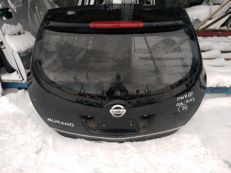 Дверь задняя Nissan Murano Z50 (б/у)