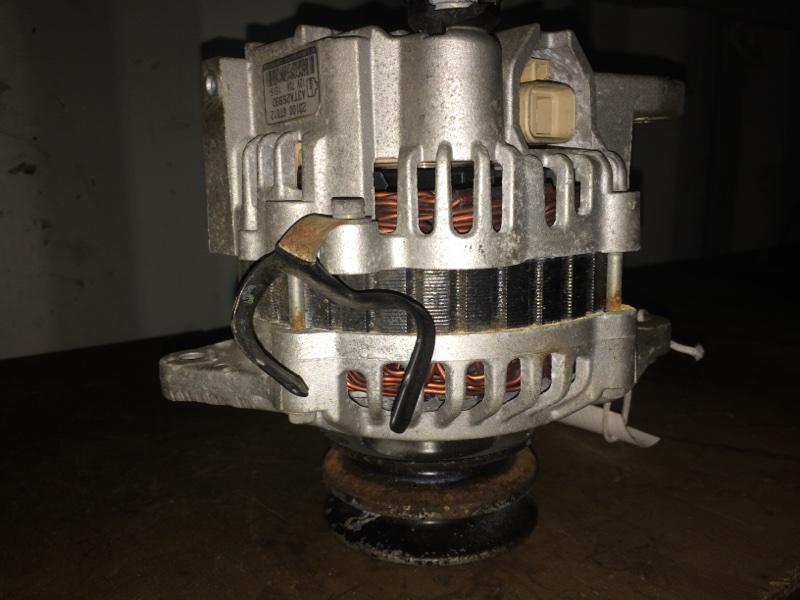 Генератор Nissan Atlas F23 TD27 (б/у)