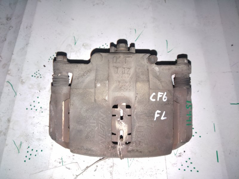 Суппорт Honda Accord CF3 передний левый (б/у)