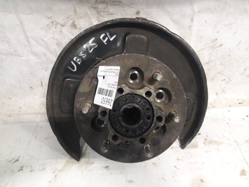 Ступица Isuzu Bighorn UBS25 передняя левая (б/у)