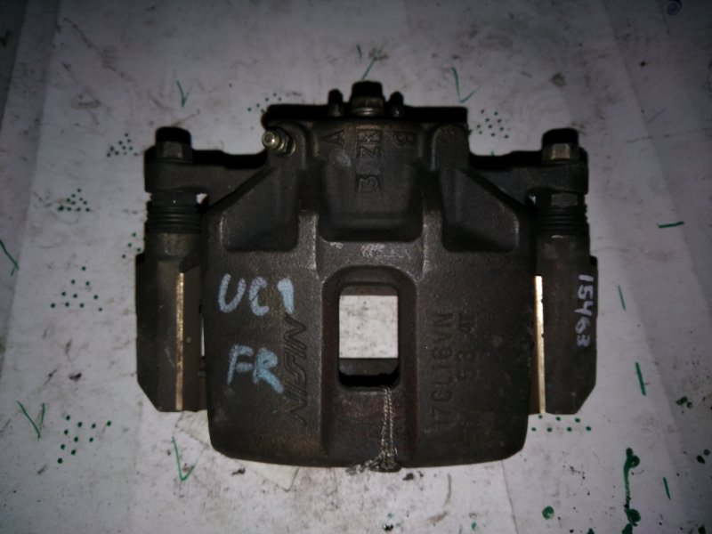 Суппорт Honda Inspire UC1 передний правый (б/у)