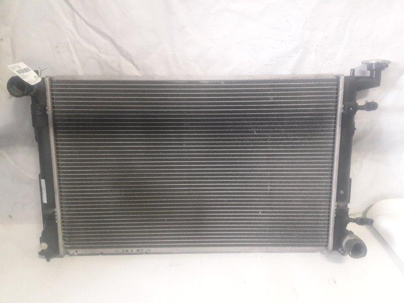 Радиатор двс Toyota Vista AZV50 3S (б/у)
