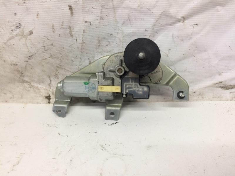 Моторчик заднего дворника Suzuki Sx4 YB11S (б/у)