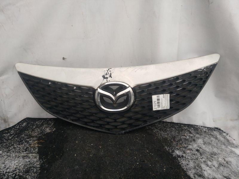 Решетка радиатора Mazda Axella BK5P 2003 (б/у)