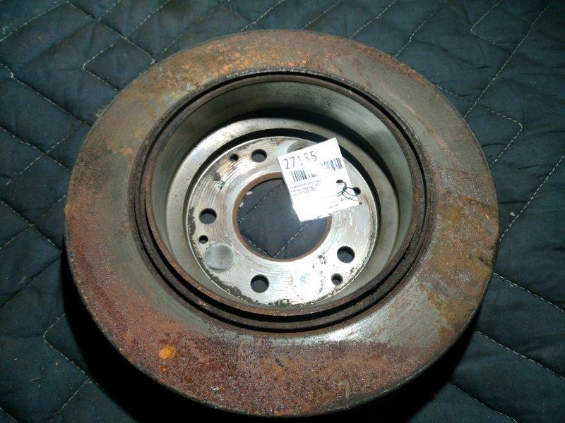 Тормозной диск Honda Stepwgn RF1 задний (б/у)