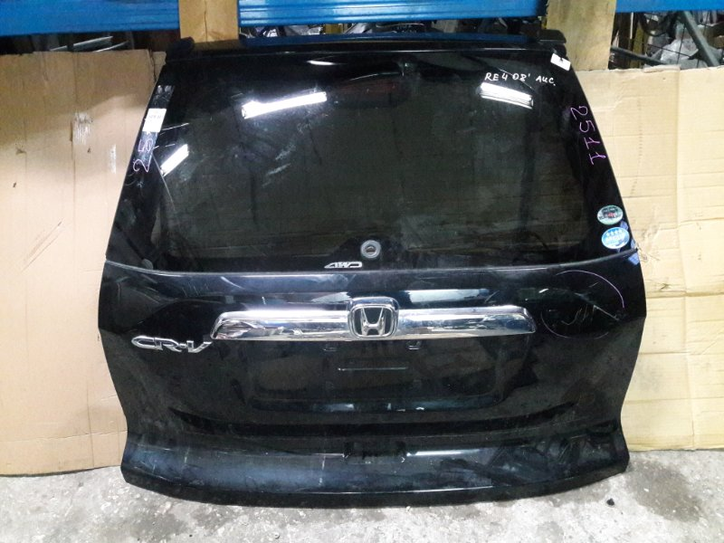 Дверь задняя Honda Cr-V RE5 2007 (б/у)