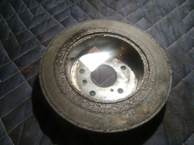 Тормозной диск Toyota Camry ACV45 задний (б/у)