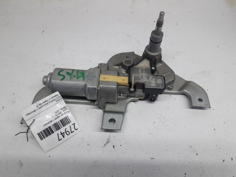 Моторчик заднего дворника Suzuki Sx4 YA11S (б/у)