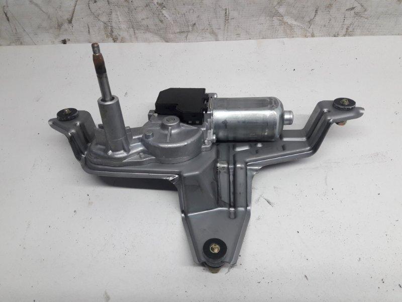 Моторчик заднего дворника Toyota Corolla Spasio NZE121 (б/у)