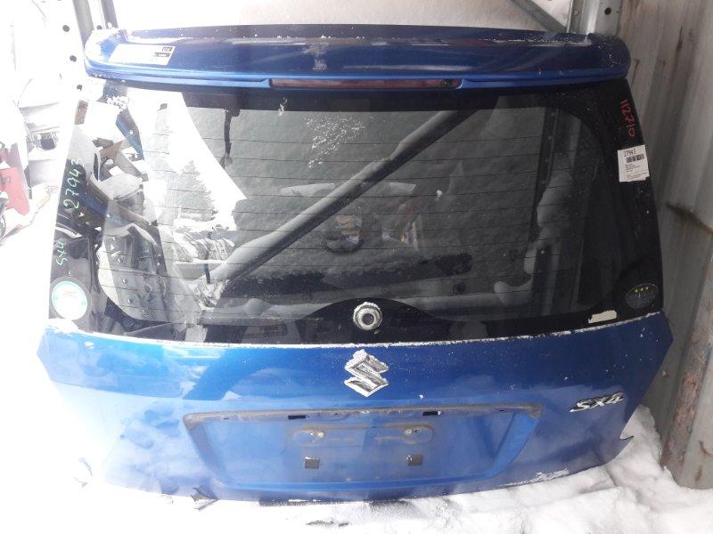 Дверь задняя Suzuki Sx4 YA11S (б/у)