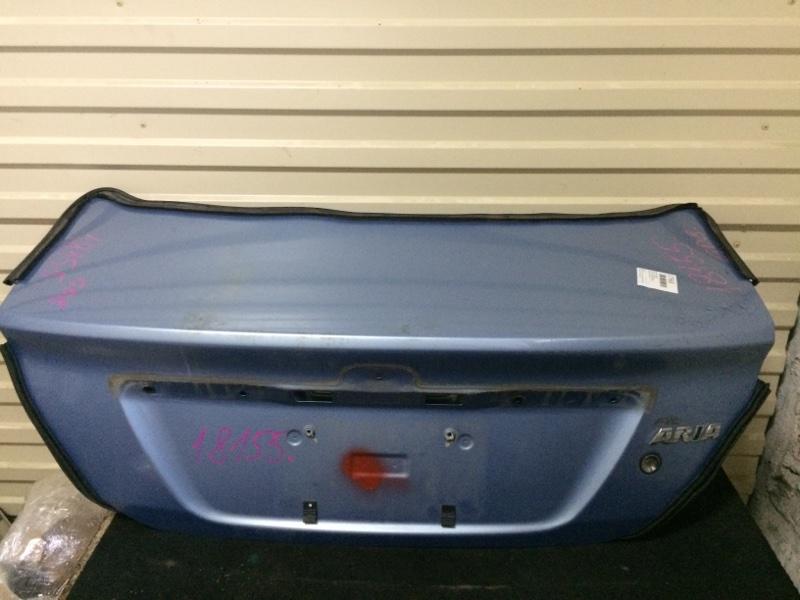 Крышка багажника Honda Fit Aria GD6 (б/у)