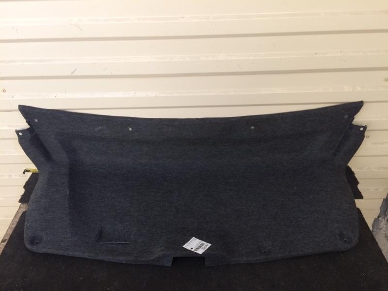 Обшивка крышки багажника Honda Accord CU1 (б/у)