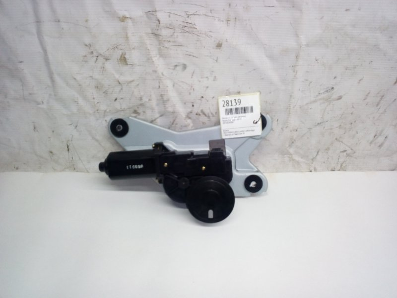 Моторчик заднего дворника Nissan Presage TNU31 (б/у)