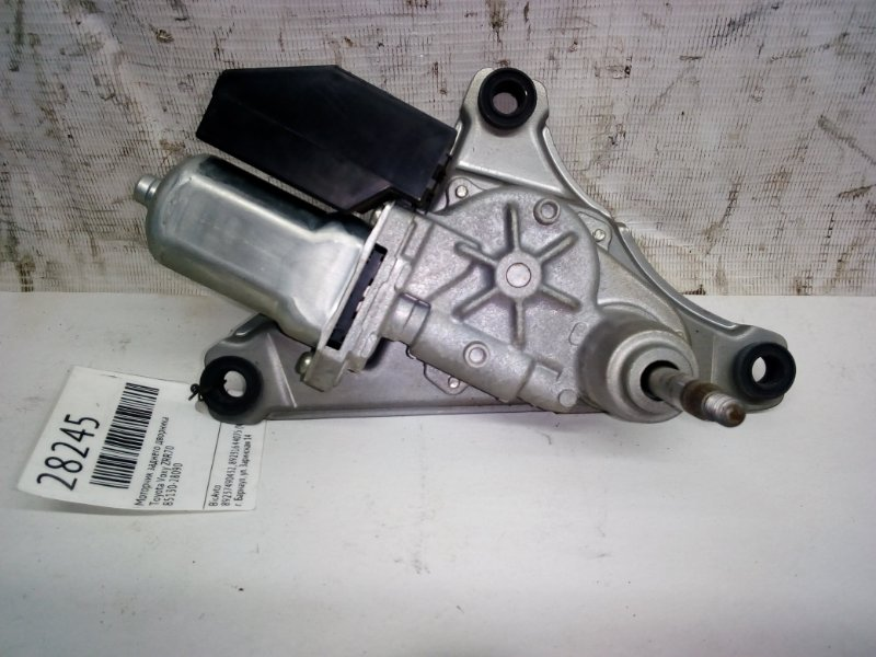 Моторчик заднего дворника Toyota Voxy ZRR70 (б/у)