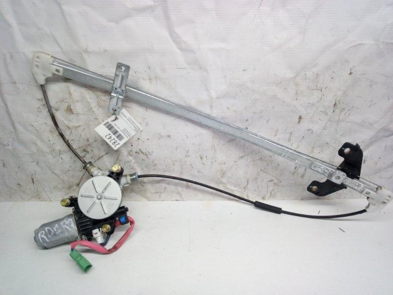 Стеклоподъемник Honda Crv RD4 задний правый (б/у)