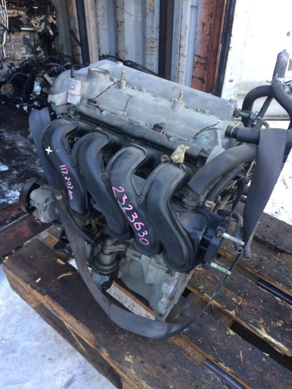 двигатель Toyota 1NZ-FE 2323630 б/у NCP30 (0006387)