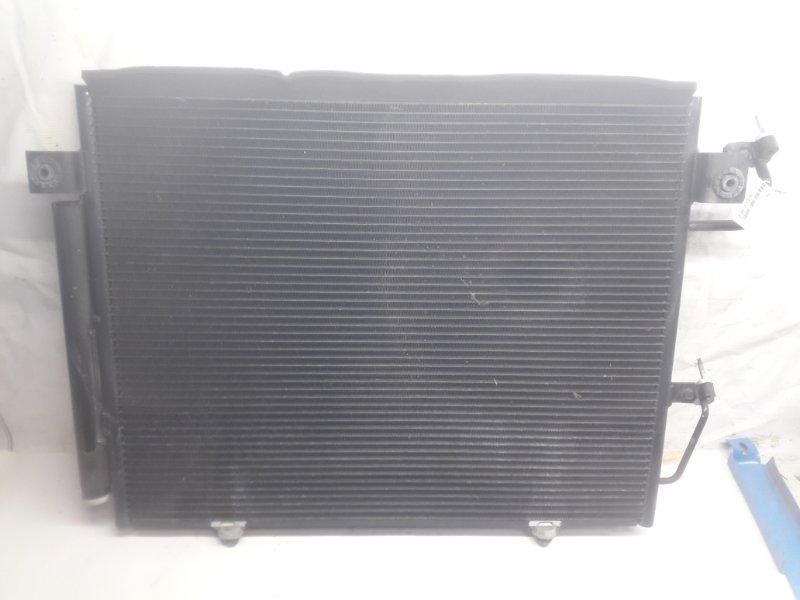 Радиатор кондиционера Mitsubishi Pajero V93W 6G72 2006 (б/у)
