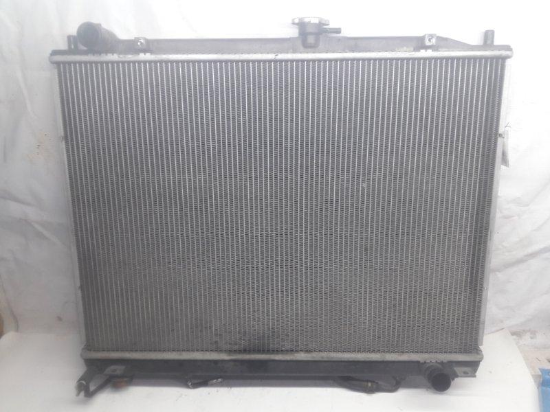 Радиатор двс Mitsubishi Pajero V93W 6G72 2006 (б/у)