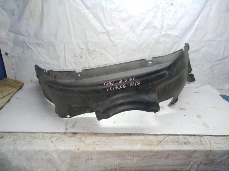 Защита крыла Toyota Rav 4 SXA10 передняя левая (б/у)