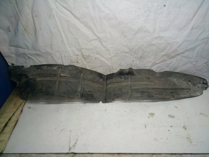 Защита крыла Isuzu Bighorn UBS25DW передняя левая (б/у)