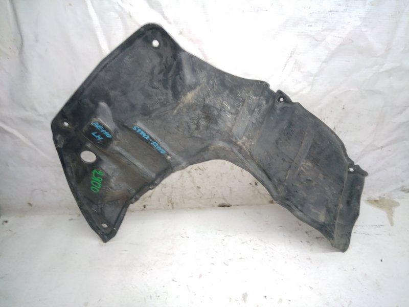 Защита двигателя Toyota Corolla Levin AE111 передняя левая (б/у)