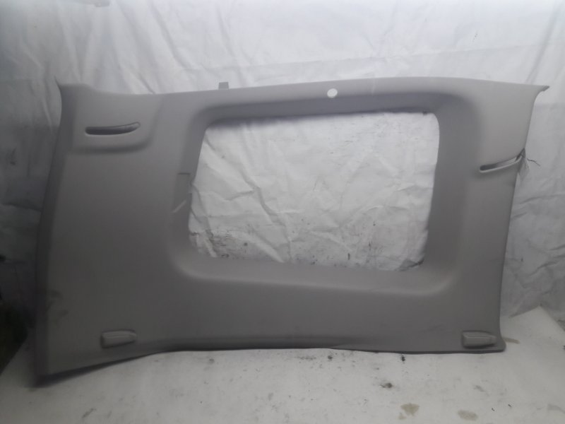 Обшивка багажника Mitsubishi Pajero V93W 6G72 2006 задняя левая верхняя (б/у)