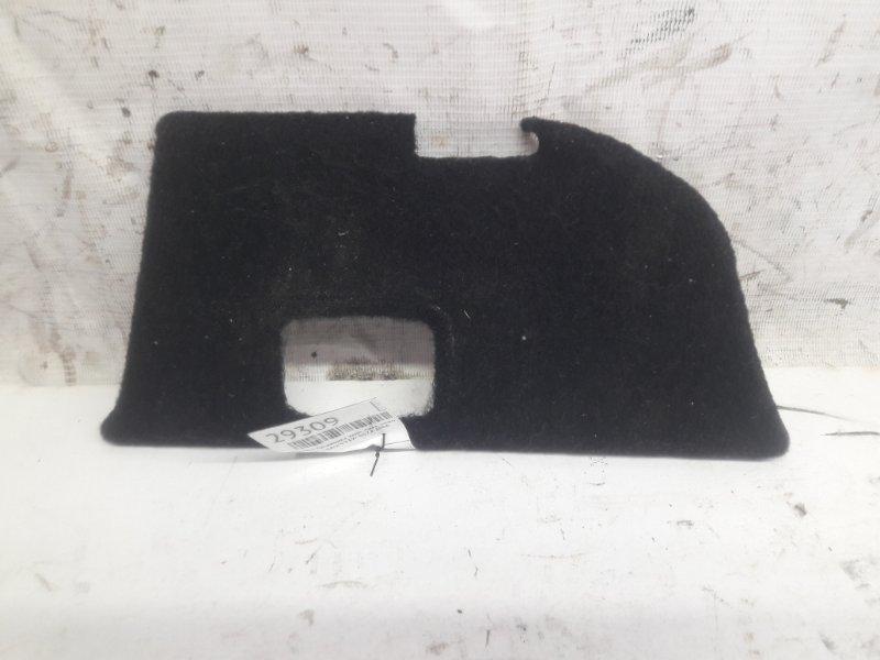 Обшивка багажника Mitsubishi Pajero V93W 6G72 2006 задняя правая нижняя (б/у)
