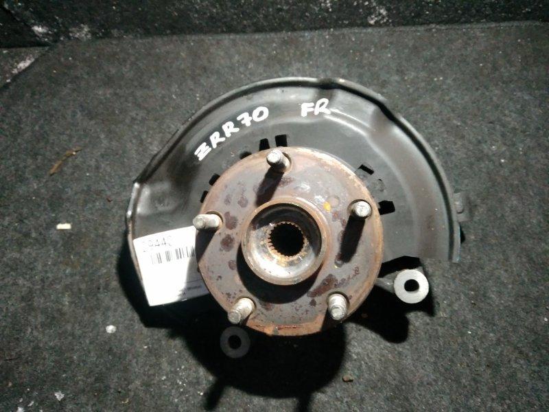 Ступица Toyota Noah ZRR70 передняя правая (б/у)