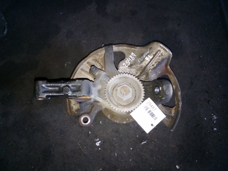 Ступица Mazda Bongo Friendee SGEW передняя левая (б/у)
