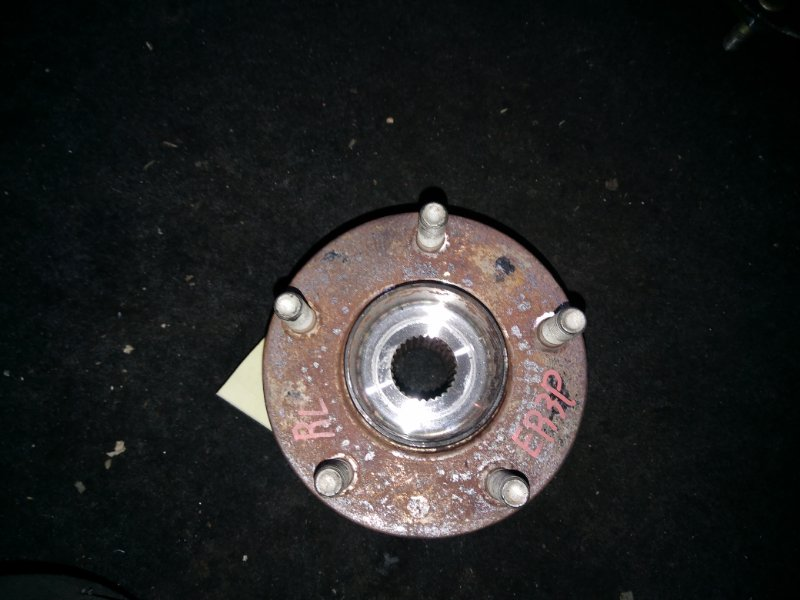 Ступица Mazda Cx-7 ER3P задняя (б/у)