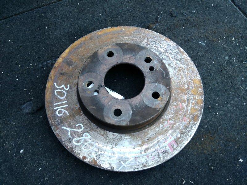 Тормозной диск Nissan Cedric HY33 передний (б/у)
