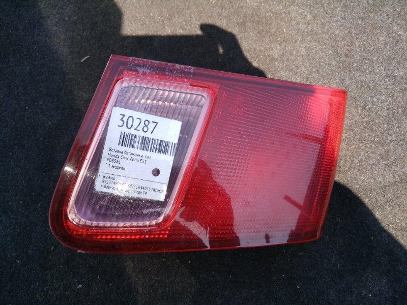 Вставка багажника Honda Civic Ferio ES1 левая (б/у)
