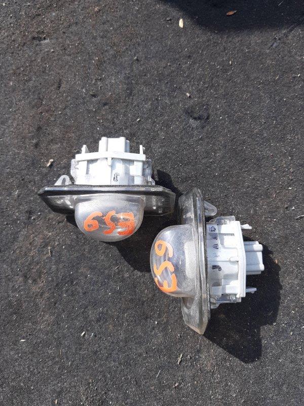 Подсветка номера Honda Civic ES9 (б/у)