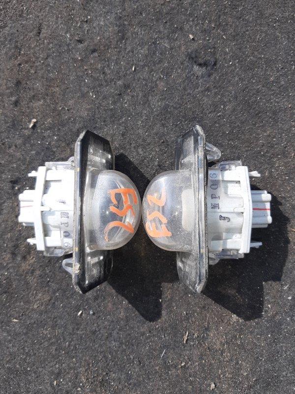 Подсветка номера Honda Civic ES2 (б/у)