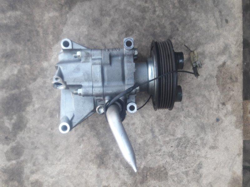 Компрессор кондиционера Mazda Demio DE3FS ZJ (б/у)